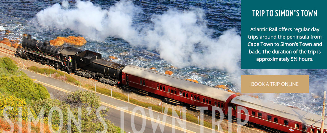 Atlantic Rail – Travel experience on a steam locomotive